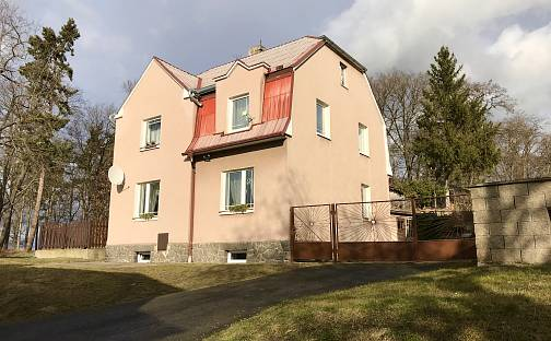 Prodej domu 120 m² s pozemkem 3327 m², Karla Havlíčka Borovského, Podbořany, okres Louny