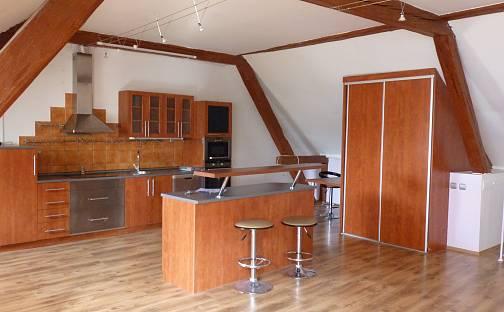 Pronájem bytu atypického, 130 m², T. G. Masaryka, Kladno