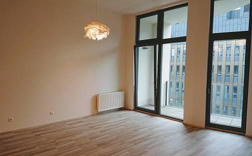 Pronájem bytu 4+kk, 96 m², U Mlýnského kanálu, Praha 8 - Karlín