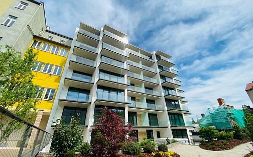 Rezidence BRIGA - poslední 2 volné byty 2+kk, ZKOLAUDOVÁNO, Šumavská, Královo Pole, okres Brno-město