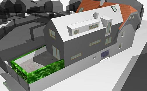 Prodej nájemního domu, činžáku 486m², Miličín, okres Benešov