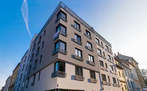 Prodej bytu 2+kk, 52 m², Pod Barvířkou, Praha