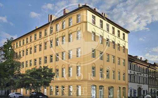 Prodej bytu 1+kk 37m², Vítkova, Praha 8 - Karlín