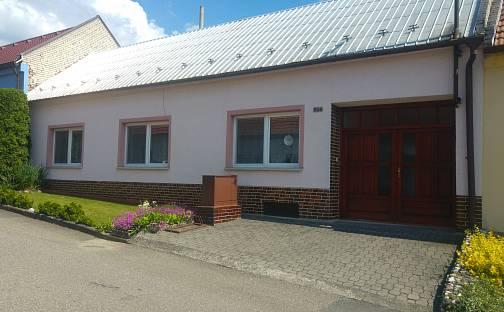 Prodej domu, Čupy, Nivnice, okres Uherské Hradiště