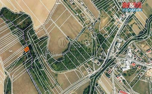 Prodej zahrady, 504 m², Holešov, okres Kroměříž