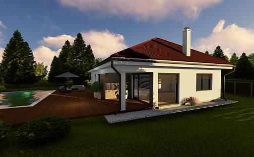 Prodej domu na klíč 140 m² s pozemkem 1050 m², Nad Kumberkem, Plzeň