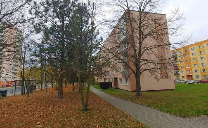Prodej bytu 3+1, 67 m², U Borského parku, Plzeň - Doudlevce