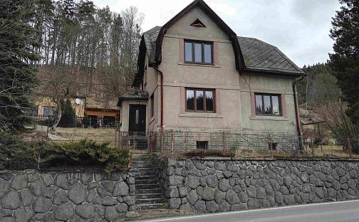 Prodej domu 176 m² s pozemkem 452 m², Železný Brod, okres Jablonec nad Nisou