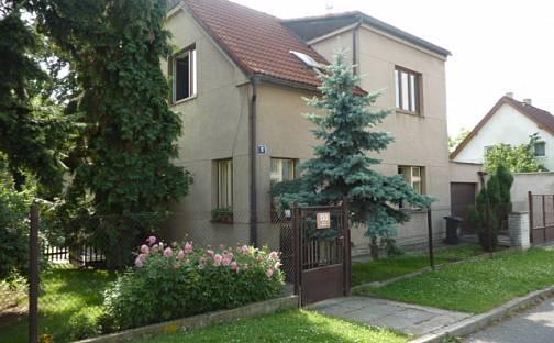 Prodej domu 100 m² s pozemkem 374 m², Pacajevova, Praha 4 - Háje