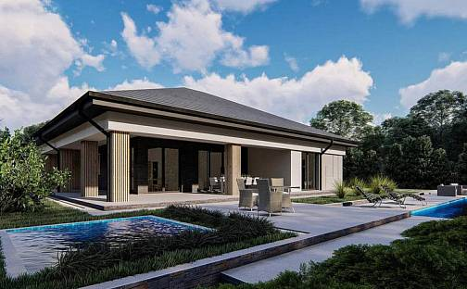 Prodej domu na klíč 168 m²,