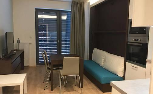 Pronájem bytu 1+kk, 27 m², Mukařovského, Praha 5 - Stodůlky