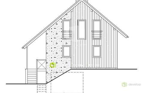 Prodej chaty/chalupy 113 m² s pozemkem 814 m², Nižbor - Žloukovice, okres Beroun