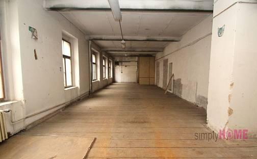 Pronájem skladovacích prostor, 310 m², Řehořova, Praha