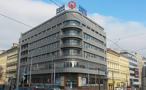 Pronájem kanceláře, Sokolovská, Praha
