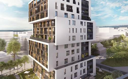 Prodej bytu 2+kk, 57.7 m², Na černé strouze, Praha 9 - Vysočany