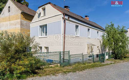 Prodej domu 357m² s pozemkem 222m², Písková Lhota, okres Mladá Boleslav