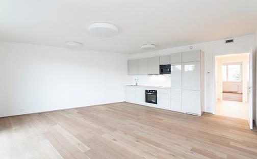 Pronájem bytu 3+kk, 75 m², Za strašnickou vozovnou, Praha 10 - Strašnice