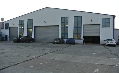 Prodej výrobních prostor, 2240 m², Milčice 104, Milčice
