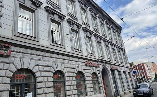 Pronájem kanceláře 90m², Cejl, Brno