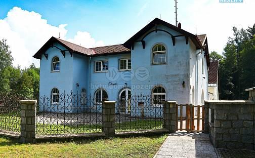 Prodej domu 245m² s pozemkem 1018m², Stará Voda - Sekerské Chalupy, okres Cheb