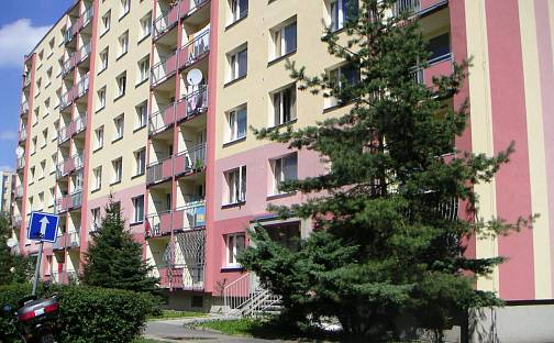 Pronájem bytu 1+1, 40 m², Julia Payera, Teplice - Trnovany