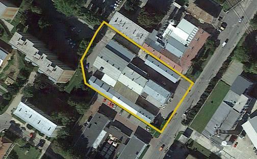 Prodej výrobních prostor, 2300 m², Vyškov