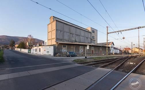 Dražba výrobních prostor, 8344 m², Krupka - Nové Modlany, okres Teplice
