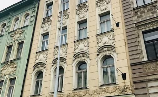 Prodej kanceláře, Arbesovo náměstí, Praha 5 - Smíchov