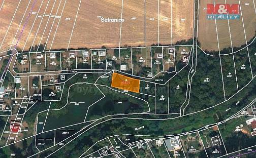 Prodej pozemku, 403 m², Holešov, okres Kroměříž