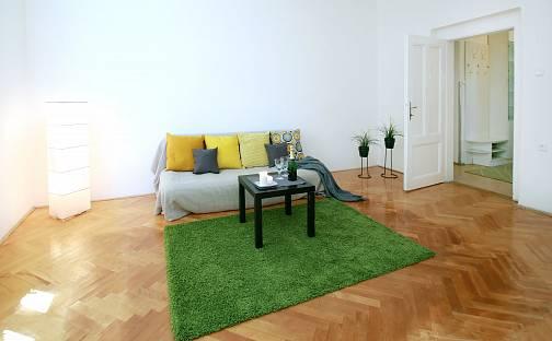 Pronájem bytu 2+1, 75 m², V Cibulkách, Praha 5 - Košíře