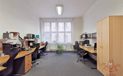 Pronájem kanceláře 40m², Jindřišská, Praha 1 - Nové Město, okres Praha