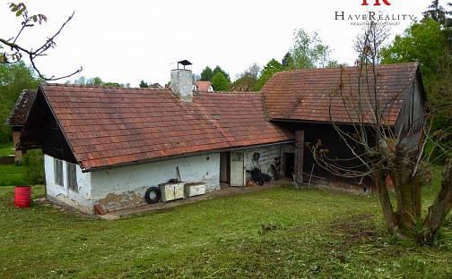 Prodej domu 120m² s pozemkem 1270m², Bystřice, okres Jičín