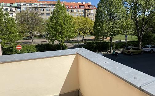 Pronájem bytu 3+kk 74m², náměstí Interbrigády, Praha 6 - Bubeneč