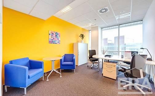 Pronájem kanceláře 60m², Na strži, Praha 4 - Nusle, okres Praha