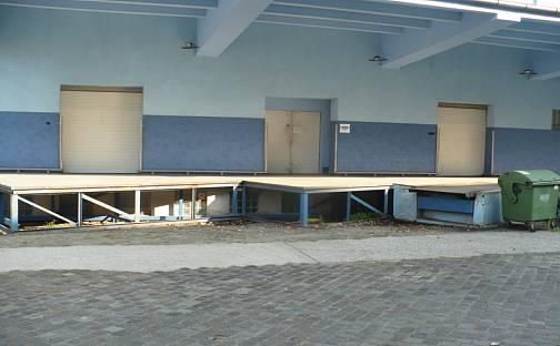 Pronájem skladovacích prostor, 583 m², Cihelní, Ostrava - Moravská Ostrava