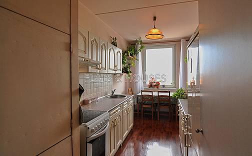 Prodej bytu 2+1, 58 m², Pomořanská, Praha 8 - Troja