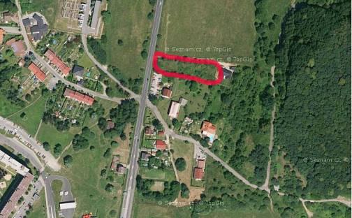 Prodej stavební parcely, 2000 m², Česká Lípa