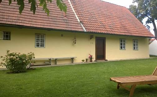 Prodej chalupy s pozemkem 2696 m², Hlavní, Horní Bezděkov, okres Kladno