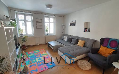 Pronájem bytu 2+1 75m², Sokolská, Olomouc