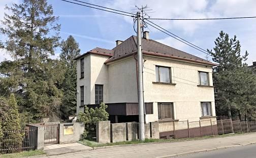 Prodej domu 383 m² s pozemkem 1454 m², Těšínská, Ostrava - Radvanice
