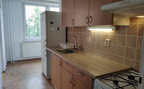 Pronájem bytu 2+1, 63 m², Šatrova, Praha 12 - Kamýk