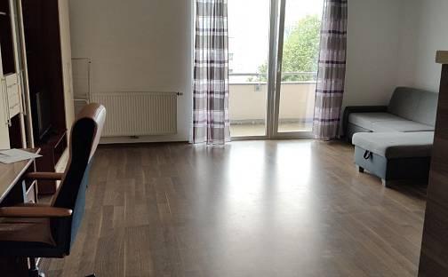 Pronájem bytu 1+kk, 39 m², Stříbrského, Praha 4 - Háje