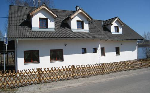Prodej ubytovacího objektu, 150 m², Horní Planá, okres Český Krumlov