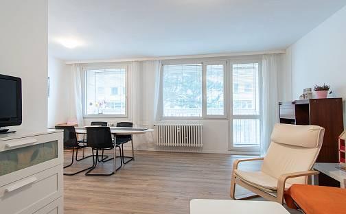 Pronájem bytu 3+1, 78 m², Na rovnosti, Praha 3 - Žižkov