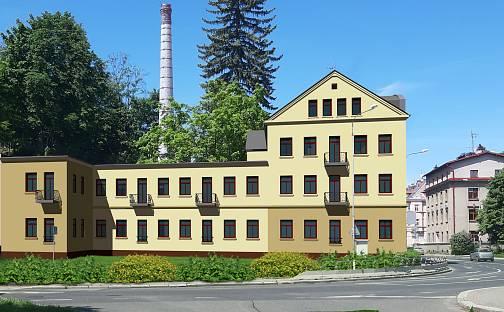 Prodej bytu 1+kk 42m², Podhorská, Jablonec nad Nisou