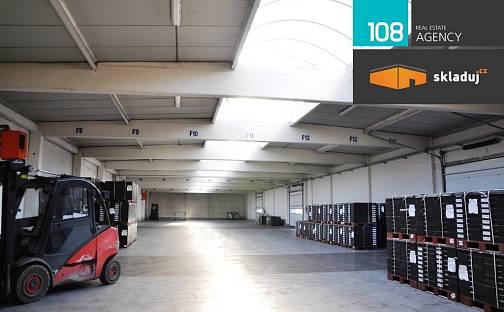 Pronájem skladovacích prostor 1m², Průmyslová, Kosmonosy, okres Mladá Boleslav