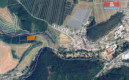 Prodej lesa, 2625 m², Malá Roudka, okres Blansko