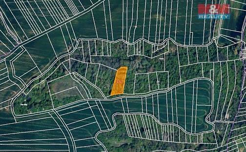 Prodej pozemku, 1759 m², Újezdec, okres Uherské Hradiště