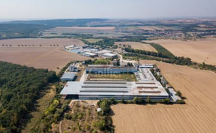 Pronájem výrobních prostor, 29410 m², Moravský Krumlov