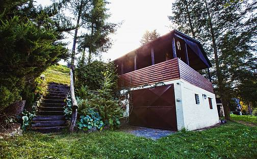 Pronájem chaty/chalupy 40 m² s pozemkem 100 m², Skryje, okres